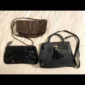 3 women's bags for the price of one!